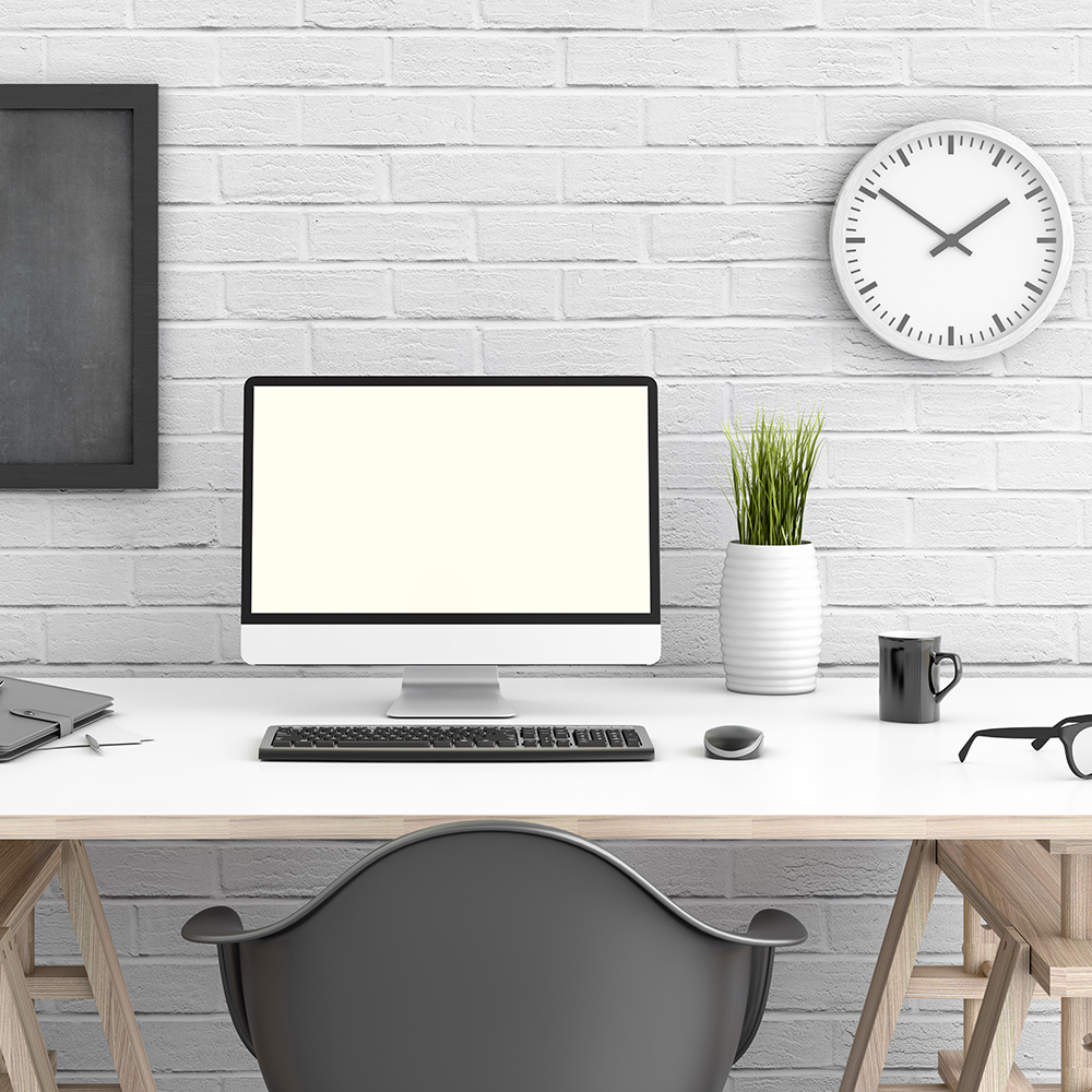Tips to Declutter Your Desk and Work Space | Shape